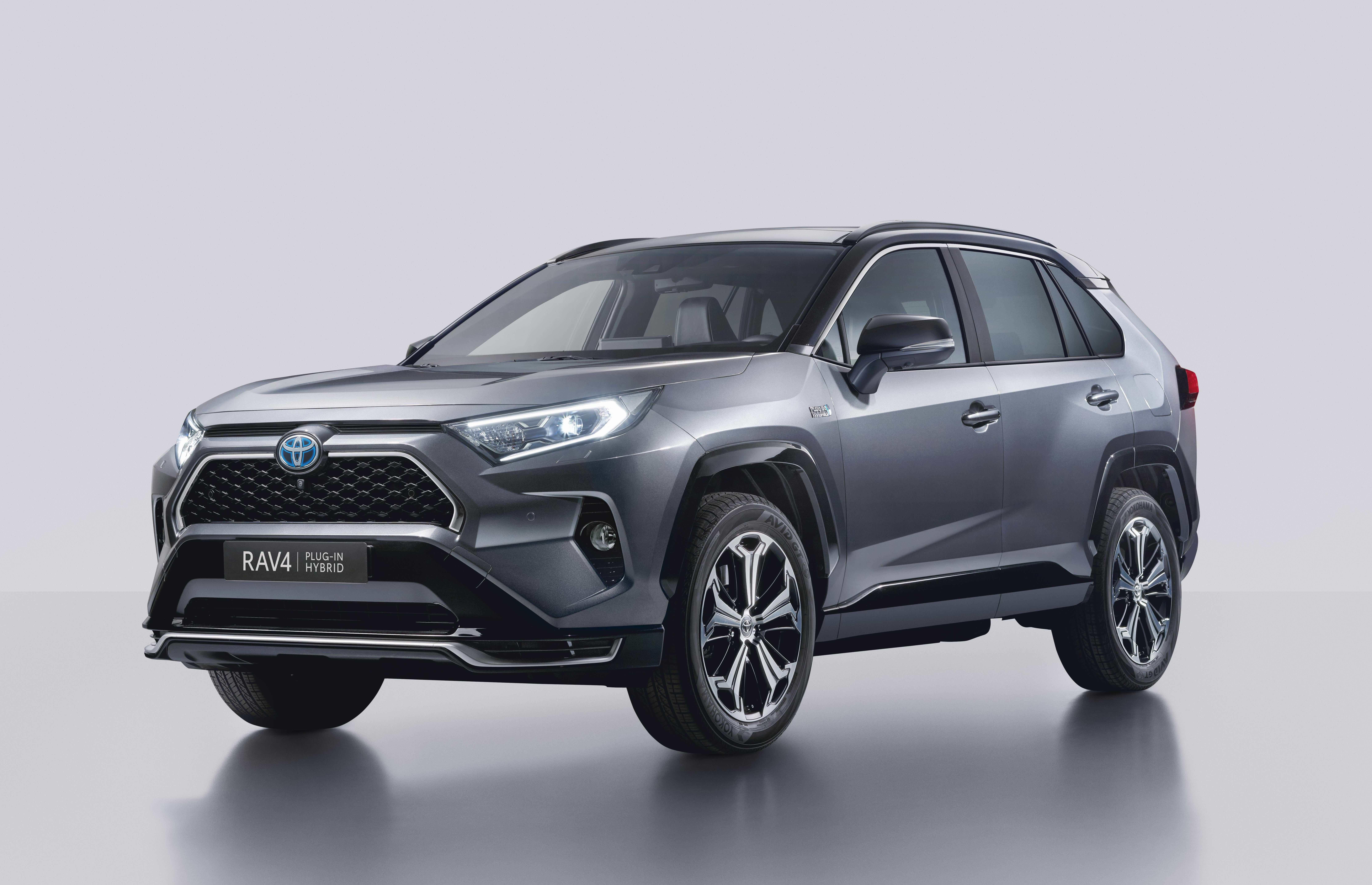 RAV4 plug-in hybrid becomes Toyota's new flagship