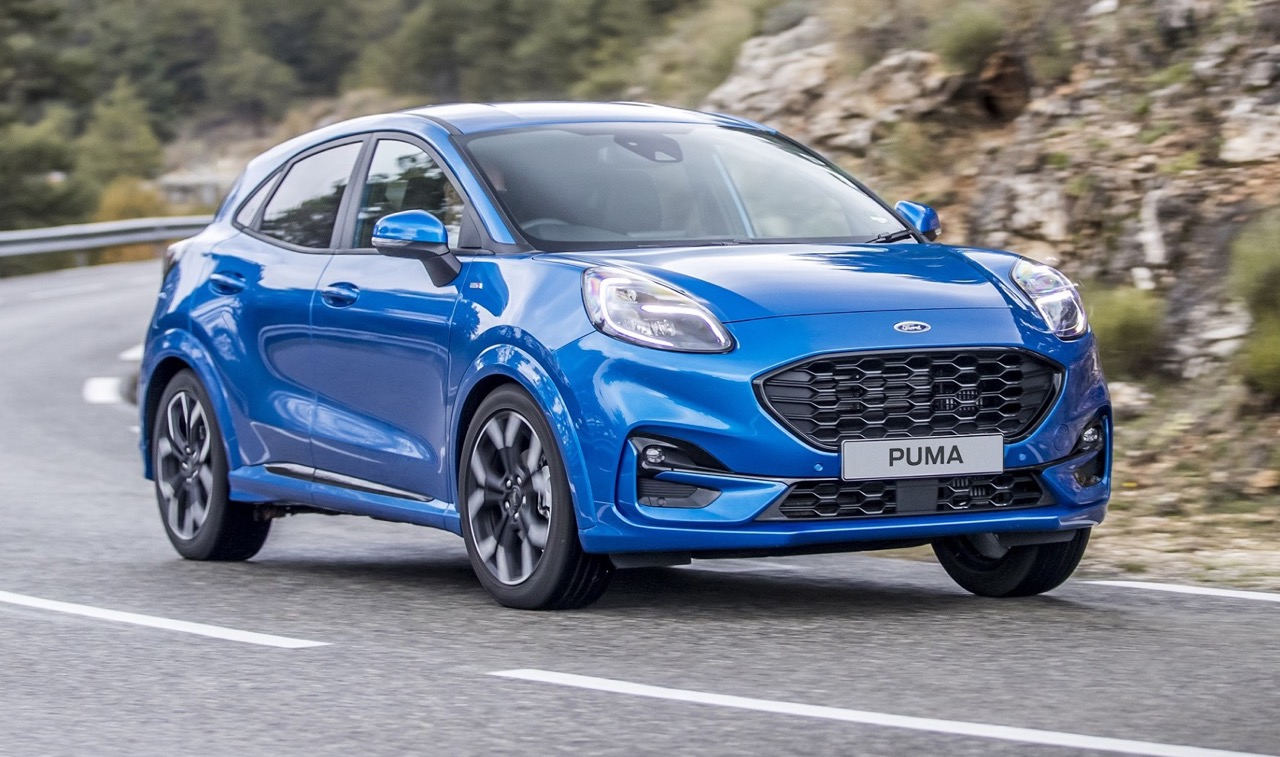 Innovative, stylish and practical new Ford Puma arrives