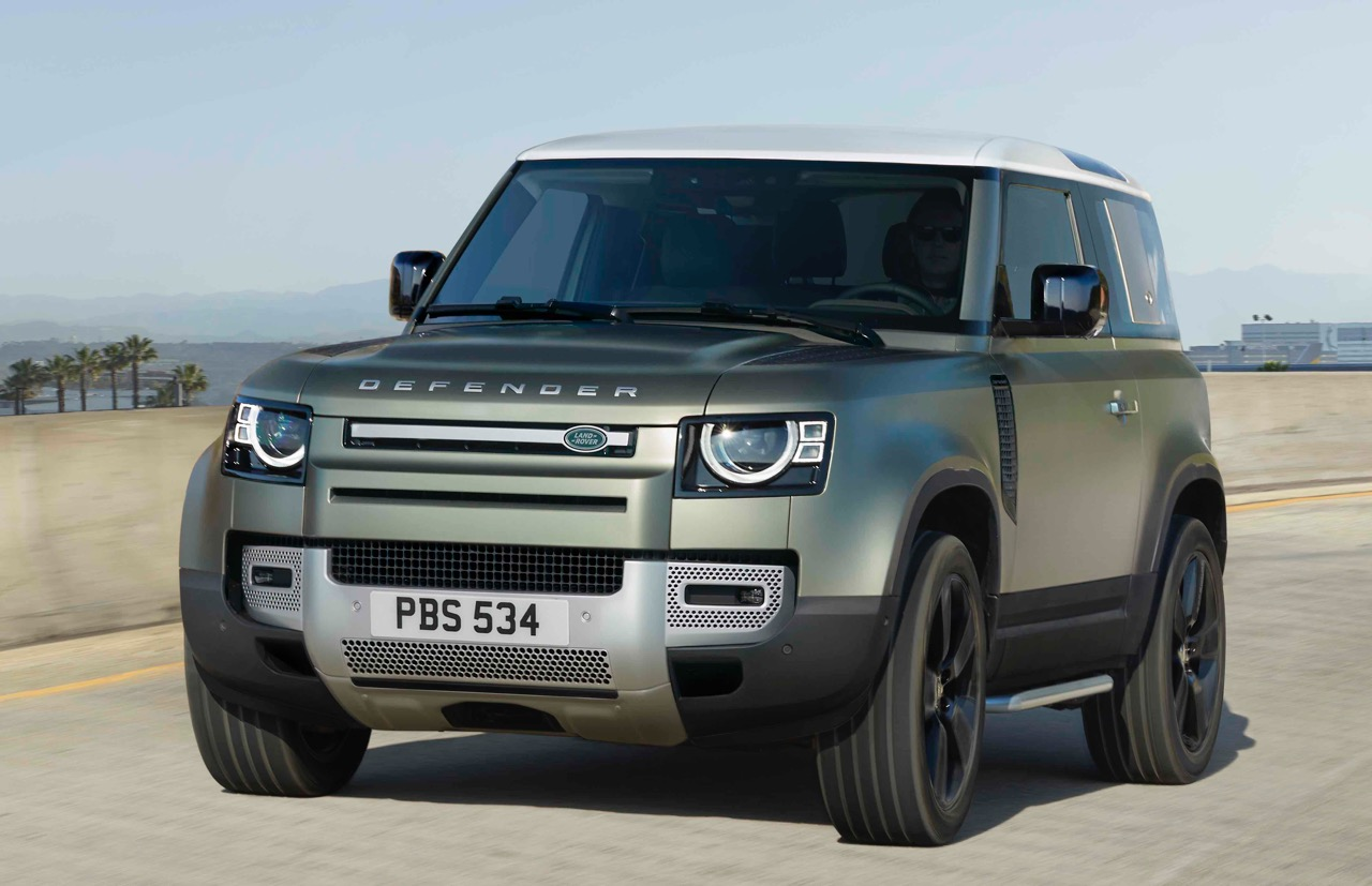 Long awaited all-new Land Rover Defender unveiled here