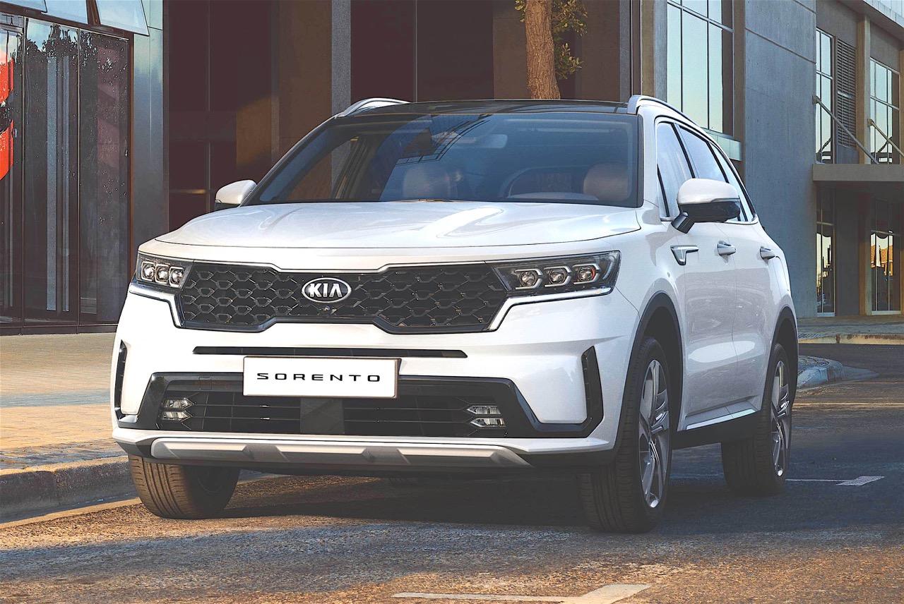 New Kia Sorento offers style, power and versatility