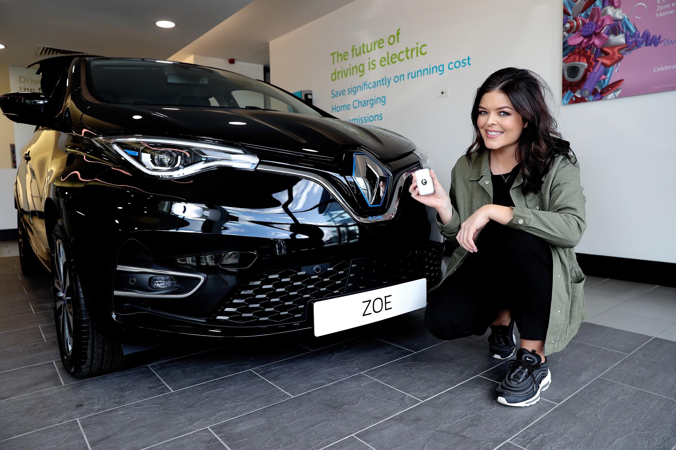 New Renault Zoe arrives in Ireland