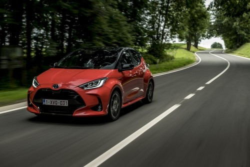 All-new Yaris hybrid arrives in Irish dealers