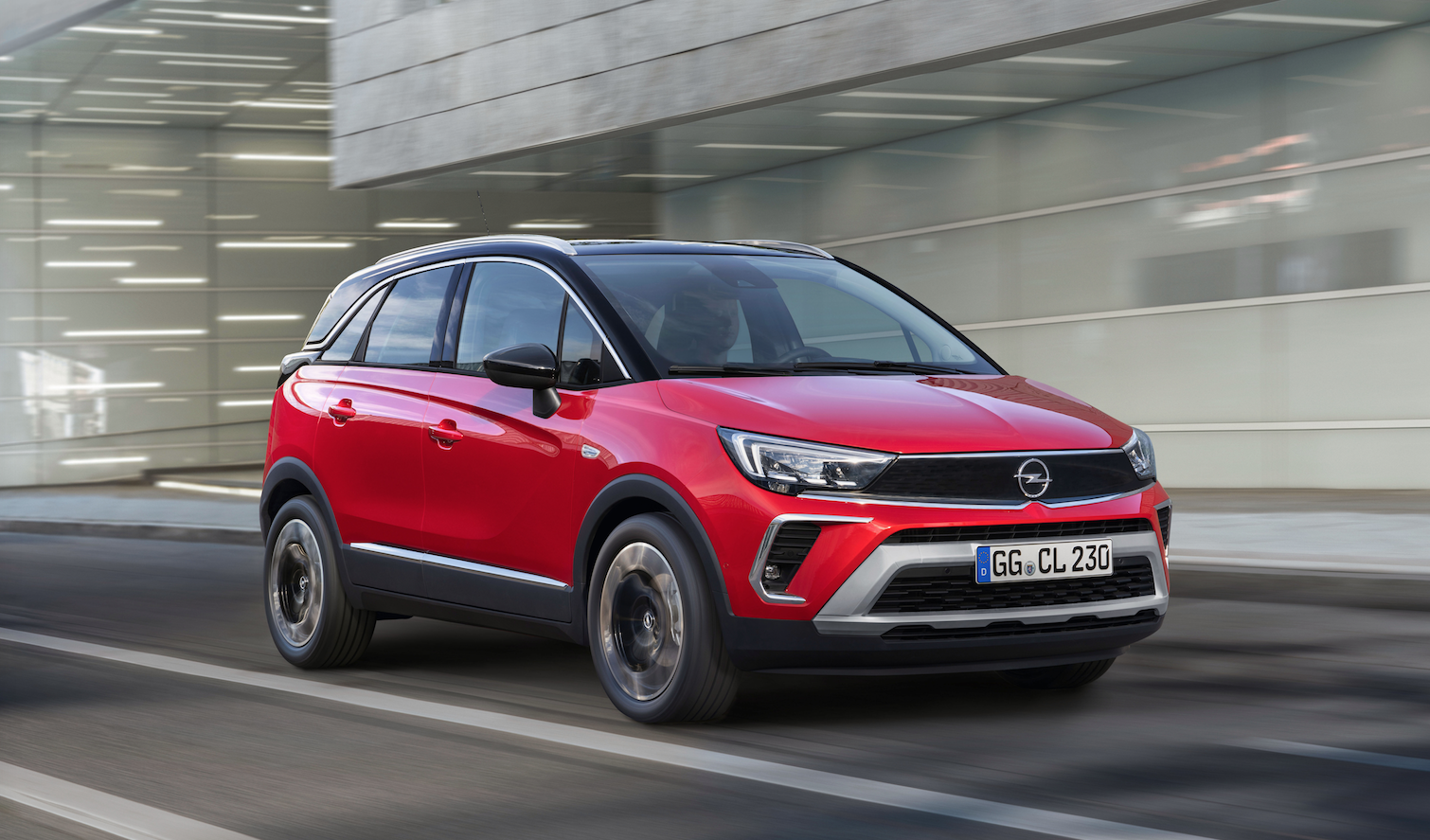 All-new Opel Crossland arrives in Ireland early 2021