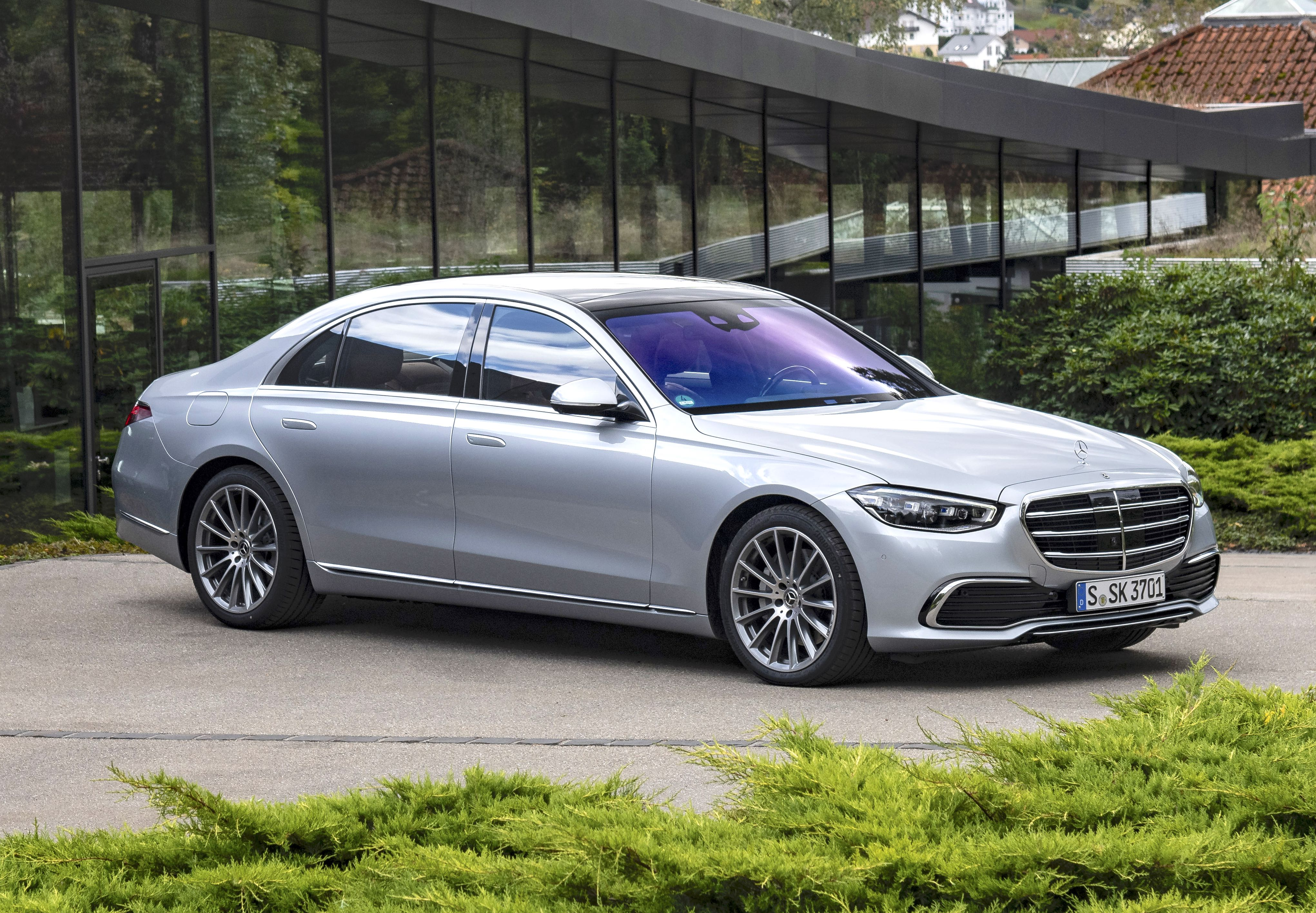 Several new Mercedes-Benz models set for Ireland in 2021