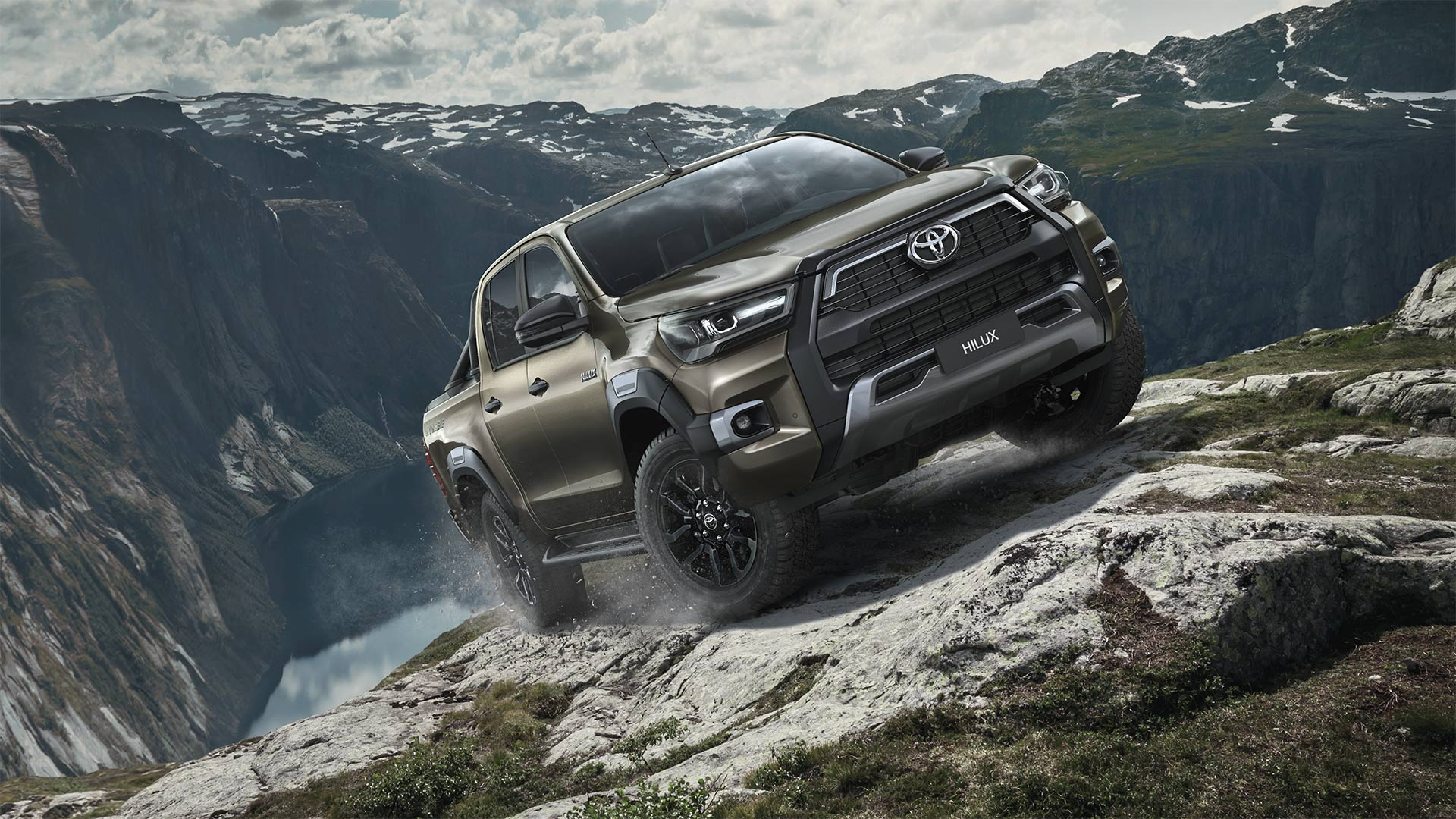 Toyota's new Hilux makes powerful impression