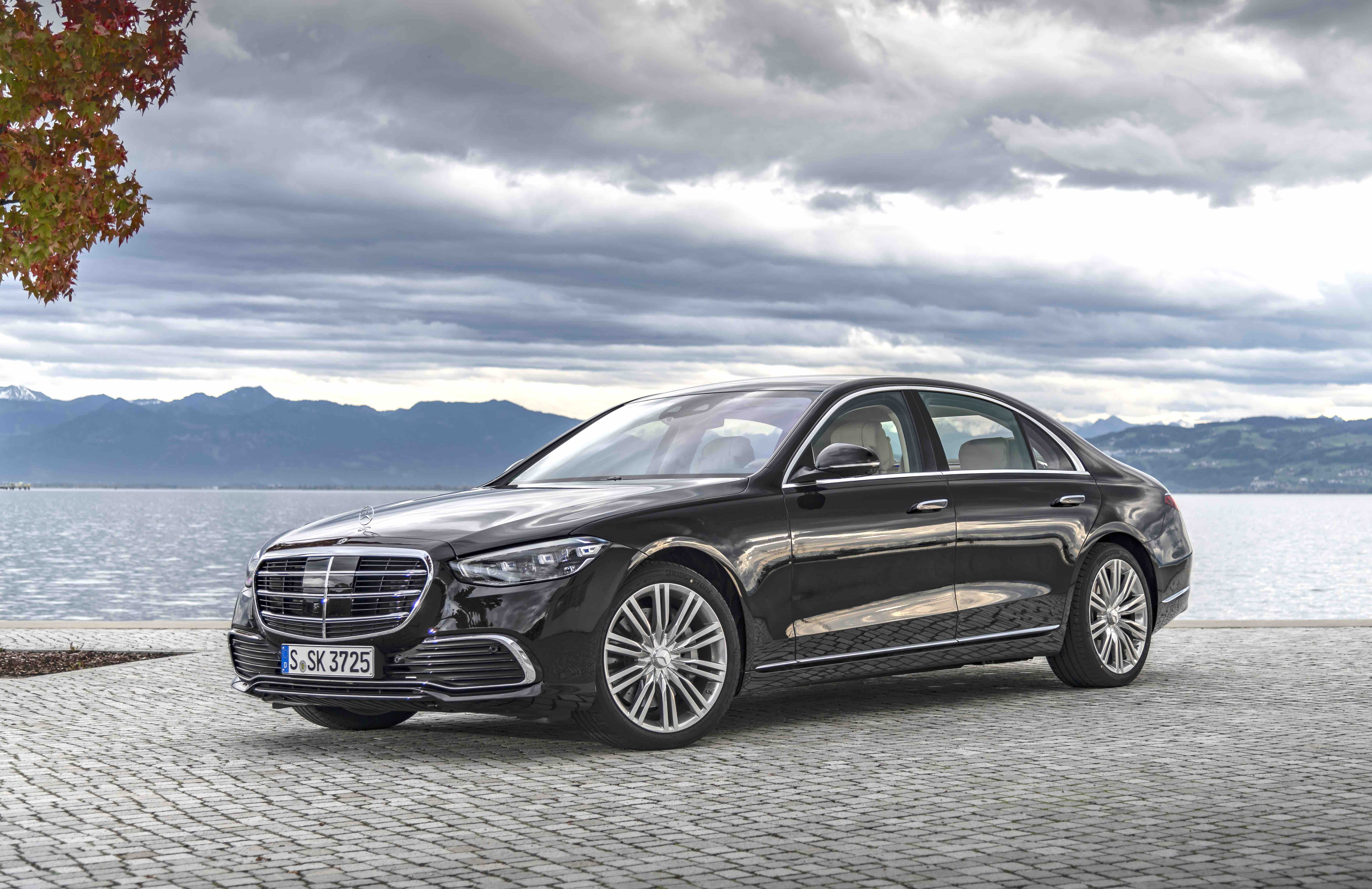 New Mercedes-Benz S-Class goes on sale here