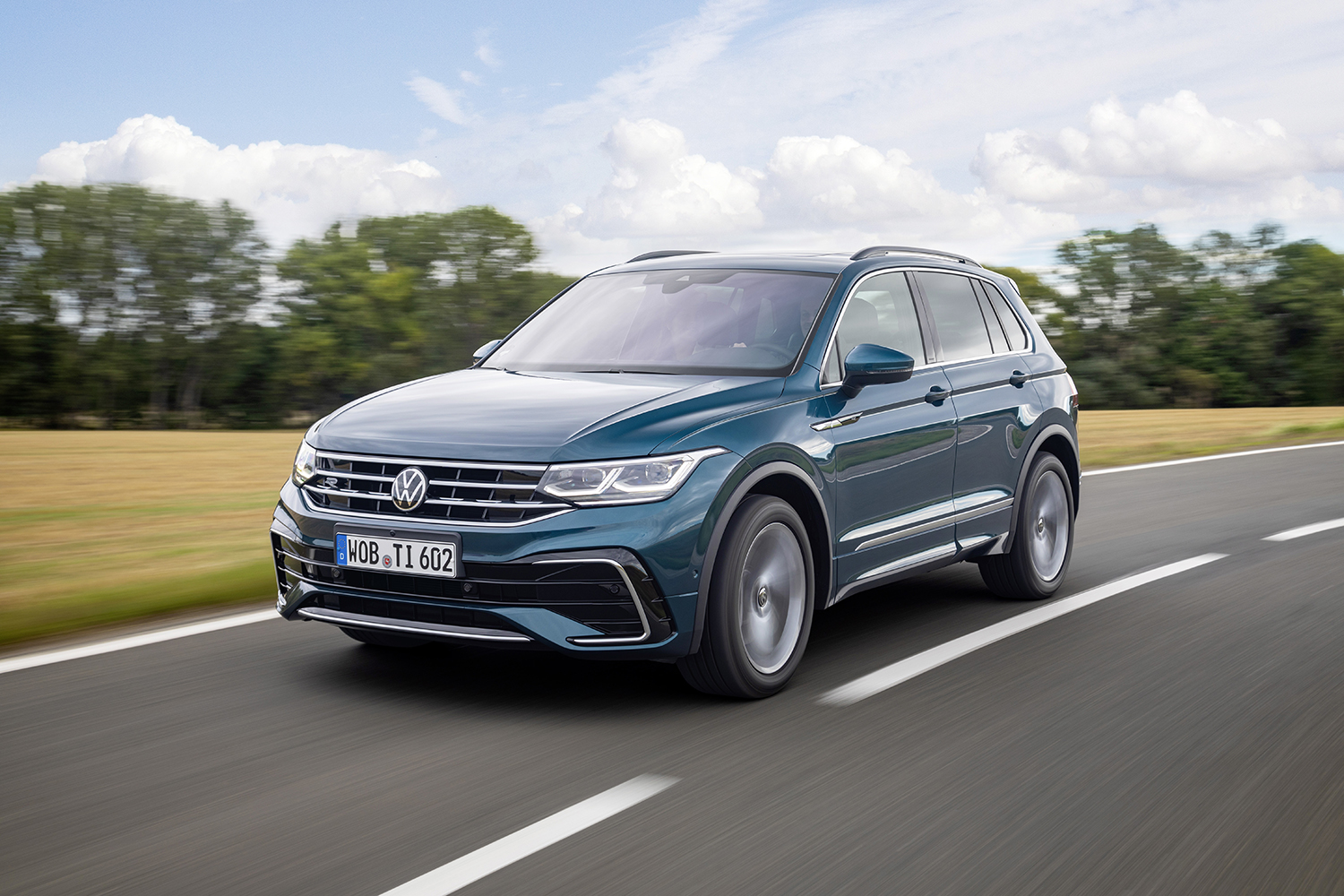 New Tiguan goes on sale in Ireland